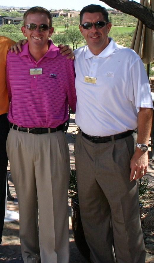 Southwest Section PGA Curt Hudek Greg Leicht Shawn Goben ...